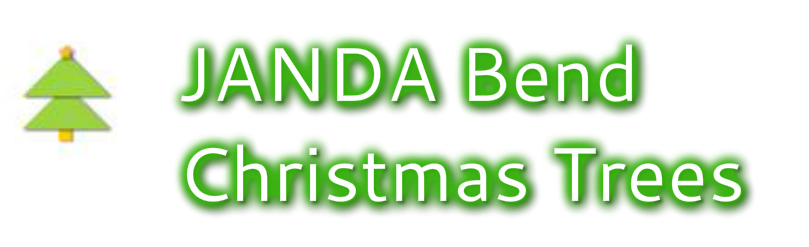 JANDA Bend Christmas Trees