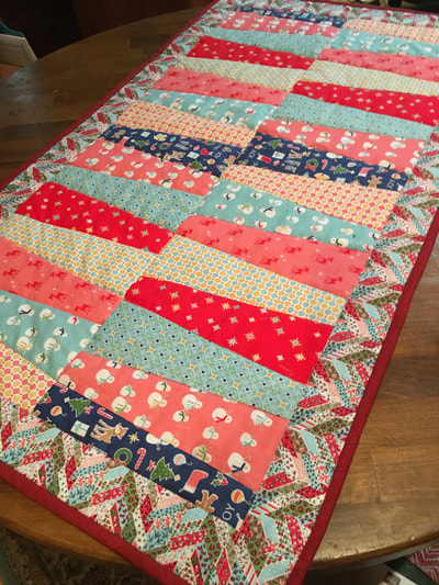 Photo of Table Runner